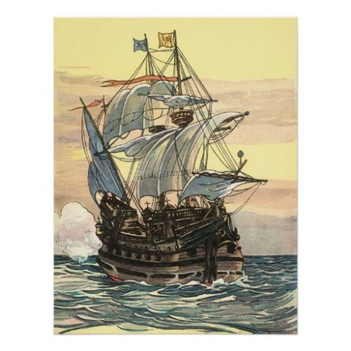 vintage_pirate_ship_galleon_sailing_the_ocean_poster-r627288082db04c6396c775d21e6fea2d_247o_8byvr_512